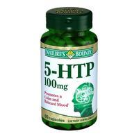 Нэйчес Баунти 5-гидрокситриптофан 100 мг капсулы 60 шт.