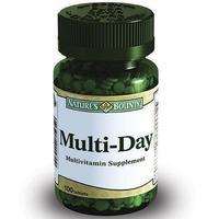 Нэйчес Баунти Витаминный комплекс Мультидэй таблетки, 100 шт.