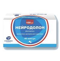 Нейродолон капсулы 100 мг 45 шт.