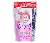Nihon Detergent мыло Nippon для рук с высоким пенообразованием 230 мл сменная упаковка
