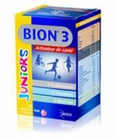 Бион 3 кид таблетки жевательные со вкусом малины, 30 шт.