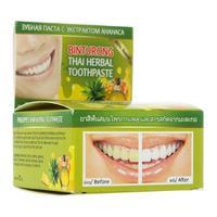 Nina Buda Binturong Pineapple Thai Herbal Toothpaste зубная паста с экстр.ананаса 25 г