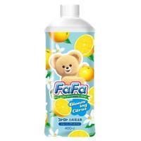Nissan FaFa Series средство для мытья посуды с ароматом цитрусовых смен. упак. 400 мл