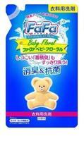 Nissan FaFa средство для стирки детское с цветочно-лесным ароматом Baby Flora мягкая упак. 810 мл