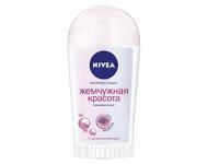 Nivea Дезодорант стик женский Жемчужная красота 40мл