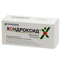 Хондроксид таблетки, 60 шт.