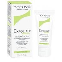 Noreva Exfoliac Acnomega 100 уход за проблемной и жирной кожей 30 мл