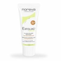 Noreva Exfoliac эмульсия матирующая солнцезащитная SPF50+ 40 мл