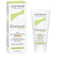 Noreva Exfoliac крем тональный для проблемной кожи тон золотистый 30 мл