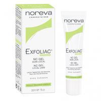 Noreva Exfoliac NC гель локальный уход 30 мл