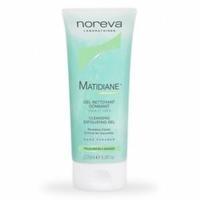 Noreva Matidiane гель очищающий отшелушивающий для лица и тела 200 мл