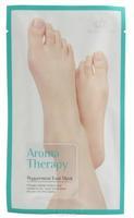 Носки Royal Skin для ног Aromatherapy peppermint увлажняющие 1 шт.