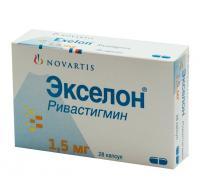 Экселон капсулы 1.5 мг, 28 шт.