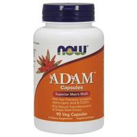 Now Adam Мультивитаминный комплекс Адам для мужчин капсулы вегетарианские 90 шт.