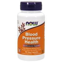 Now Blood Pressure Health Кардиопротектор капсулы вегетарианские 90 шт.