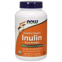 Now Inulin Инулин 8 OZ порошок 227 г