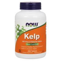 Now Kelp Келп 150 мкг таблетки 200 шт.