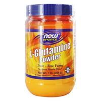 Now L-Glutamine Powder L-Глутамин порошок 454 г