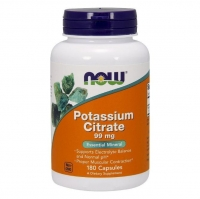 Now Potassium Citrate Калия Цитрат капсулы 180 шт.