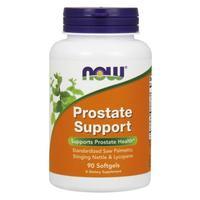 Now Prostate Support Поддержка простаты желатиновые капсулы 90 шт.