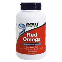 Now Red Omega Красная Омега желатиновые капсулы 90 шт.
