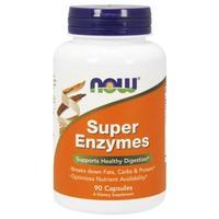 Now Super Enzymes Суперэнзимы капсулы 90 шт.