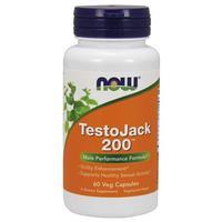 Now Testo Jack Тесто Джек 200 капсулы 60 шт.