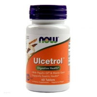 Now Ulcetrol Ульцетрол таблетки 60 шт.