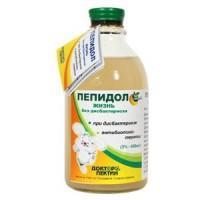 Пепидол флакон 3%, 450 мл