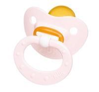 Nuk Baby Rose Пустышка для сна с кольцом латекс р. 2 1 шт.