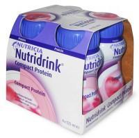 Нутриция нутридринк компакт протеин со вкусом клубники бут.125мл №4