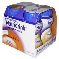 Нутриция нутридринк компакт протеин со вкусом кофе бут.125мл №4