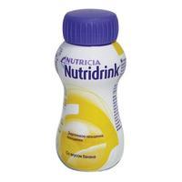 Нутридринк бутылочка, 200 мл банан