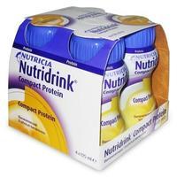Нутридринк Компакт Протеин бутылочка, 125 мл ваниль