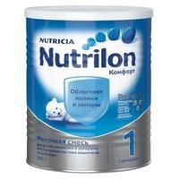 Нутрилон-1 Комфорт PronutriPlus смесь сухая, 400 г