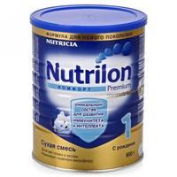 Нутрилон-1 Комфорт PronutriPlus смесь сухая, 900 г