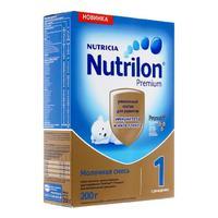 Нутрилон 1 молочная смесь 0-6 мес. 200г упак.