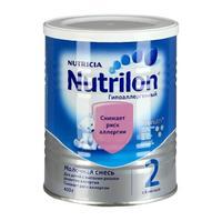 Нутрилон-2 Гипоаллергенный PronutriPlus смесь сухая, 400 г