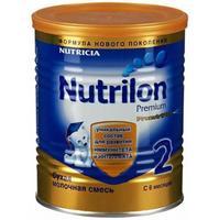 Нутрилон-2 Премиум PronutriPlus смесь сухая, 400 г