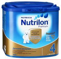 Нутрилон-4 Премиум PronutriPlus смесь сухая, 400 г