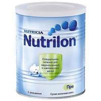 Нутрилон Пре 1 PronutriPlus смесь сухая, 400 г
