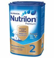 Нутрилон Премиум 2 молочная смесь PronutriPlus 6-12 мес. 800 г упак.