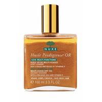 Nuxe Huile Prodigieux OR Масло золотое для лица, тела и волос 100 мл