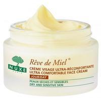 Nuxe Reve de Miel крем дневной восстанавливающий комфорт 50 мл