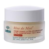 Nuxe Reve de Miel крем ночной восстанавливающий комфорт 50 мл