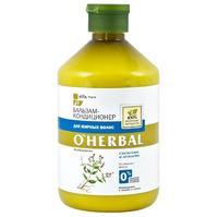 O Herbal Бальзам-кондиционер для жирных волос 500 мл