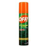 Off Спрей от комаров и клещей Экстрим 100 мл