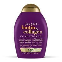 OGX Кондиционер для лишенных объема и тонких волос с биотином и коллагеном 385 мл