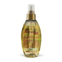 OGX Легкое кератиновое масло против ломкости волос Мгновенное восстановлением 118 мл