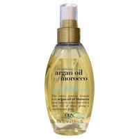 OGX Легкое сухое аргановое масло для восстановления волос 118 мл